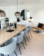 Trendy design for luxury dining room decor ideas that you need to know.