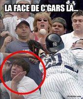 La face de c'gars là picture drole sports activities | SITE DRÔLE