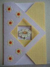 Carte anniversaire gatefold par jasonw1 cartes et papier …