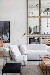 – Eine Mischung aus modernem, böhmischem und industriellem Stil der Mitte des Jahrhunderts. Zuhause und…