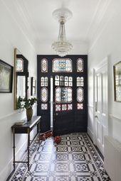 Machen Sie eine Tour durch dieses atemberaubende viktorianische Stadthaus im Süden von London   – Interior