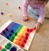 Des idées d'activités Pinterest sur les couleurs – La maternelle de Vivi