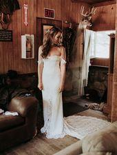 Ett sommarläger-tema bröllop i Big Bear – En WordPress-webbplats
