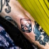 Ich habe an meinem Bruder Nando gearbeitet. Danke für die Vorliebe Bruder. #tattoo # …
