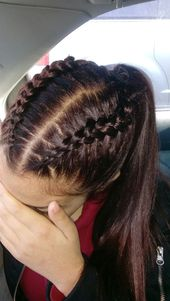 17 Most Delightful #ponytailhairstyles