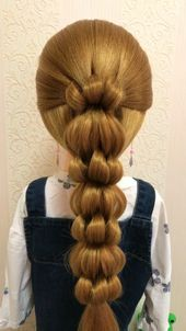 Hairstyle Tutorial 386