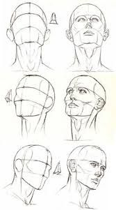Image Result For Someone Looking Up Drawing Drawing Heads Drawing People Anatomy Sketches
