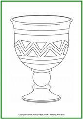Kwanzaa Colouring Page Unity Cup Colouring Cup Kwanzaa Page Unity Kwanzaa Crafts Kwanzaa Preschool Kwanzaa Activities