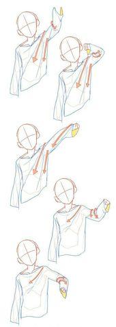 Mit Bleistift ein Tuch zeichnen – #