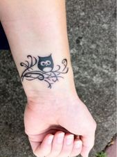 Unique Owl Tattoos for Women – – #Owl #Tattoos #TattoosForWomenSmallUniqueangelw…