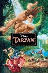 Tarzan 1999 Tarzan Movie Tarzan Dvd Tarzan Disney