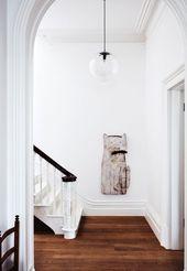 Hausbesichtigung: ein kunstvolles und doch zurückhaltendes Erbe in Melbourne   – Treppen