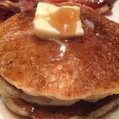 "Orange Pancakes I ""Oh the things I was out of when I created this dish: no milk …   – cook"