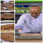 قراقيش بالعجوة كعب الغزال مقرمشة و هشه قراقيش صيامى بأسهل طريقة Youtube Arabic Dessert Food Bagel