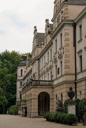 St Emmeram Palace The Royal Residence For The Thurn And Taxis Dynasty In Regensburg Germany German Palaces Castle Royal Residence