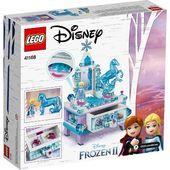 LEGO Disney Princess Frozen 2 Elsa Schmuckschatulle Kreation 41168 Disney Schmuckschatulle Bausatz 300-tlg   – Products
