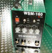 HST TIG WIG MMA WSM 160 Amp HF-Zün Schweißgerät Inverter Schweissgerät Hot S… – Arbeit