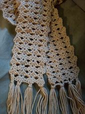 Unique Free Quick and Easy Crochet Scarf Patterns Easy Crochet Shawl Pattern Fre…