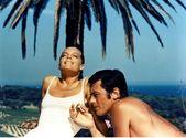 Les plus beaux clichés de Romy Schneider et Alain Delon sur la Côte d'Azur