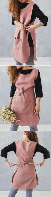 65%OFF&Free shipping. Women Sleeveless Pocket Cott…