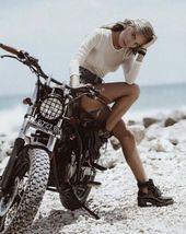 50 Ideen Motorrad Mädchen Fotografie Motorräder #Ideen #Motorräder #Motorräder # …   – Biker Girl