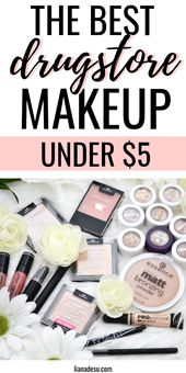 Best Drugstore Makeup Steals Under $5