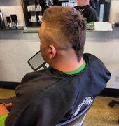 Fake it until you make it: the 40 hottest faux hawk haircuts for men  – Jungen und Männer
