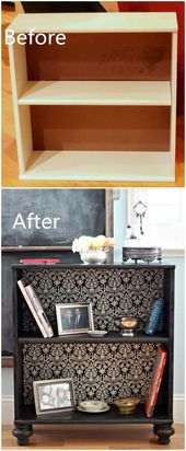 25+ Awesome DIY Furniture Makeover Ideas:Creative …