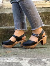 Clogs: Der perfekte Schuh für den Herbst | Die Mutter Bearbeiten