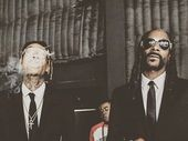Snoop Dogg, Wiz Khalifa team up for tour coming to Hollywood Casino Amphitheatre