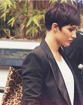 20 Best Celebrity Short Hair //  #Best #Celebrity #Hair #Short