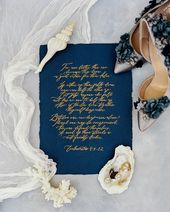 """Papier. Hand Made Finery on Instagram: """"I am still so in little love with this beautiful piece I did for a very special couple who by the way are #c…"""