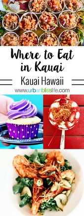 The place to eat in Kauai Hawaii eating places meals vehicles bars