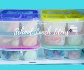 10 Fresh School Lunch Ideas