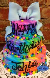25 + foto maravillosa de pastel de cumpleaños de 10 años   – Kuchen