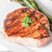 Grilled Pork Chop Recipes