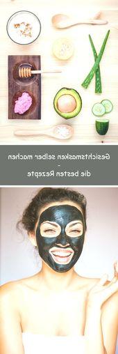 Pickel, trockene Haut, Falten: Wir haben Formeln für Gesichtsmasken für … …   – Haarpflege