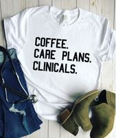 Espresso Care Plans Clinicals unisex shirt/nurse shirt/nursing pupil/nurse present/commencement present/nursing pupil commencement present/nurse