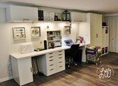 Bastelraum und Ideen gestalten 23 – sewing room ideas