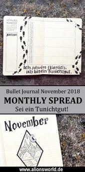 Es wird magisch! Mein Harry Potter Bullet Journal-Setup