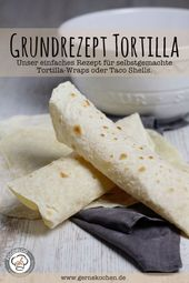 Tortillas o tacos   – German Blogger *Food*