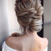 53 Schöne Elegante Festliche Frisuren    #elegante #festliche #frisuren #Schöne