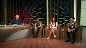 Vídeos do episódio de 'Conversa com Bial' de sexta-feira 18 de outubro – GSHOW