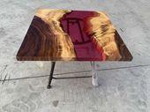 China Live Edge Epoxy Wood Table Resin … – Woodies   – Creative Epoxy