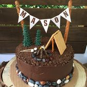 "5M Creations-Melissa Marteney on Instagram: ""The fire on the cakes was one of my favorite things from the party. Swipe left to see. I'll be sharing more photos later this week.…"""