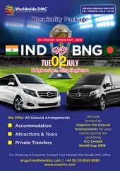 ICC CRICKET WORLD CUP India Vs Bangladesh 2nd July 2019