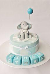 Christening Cake For A Little Boy Christening cake for a little boy – Boy christening