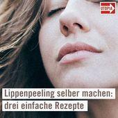 #Hautpflege-Rezepte-3 Rezepte für gepackte Lippen. Ein Lippenpeeling    Lippenp…