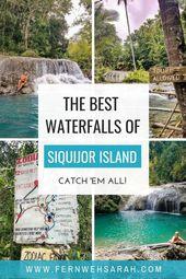 Die geheimen Wasserfälle von Siquijor – Eine komplette Anleitung