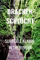 Le Drachenschlucht est une gorge située près d'Eisenach, dans la forêt de Thuringe. Voici où …   – Reisen mit Kindern: Reiseziele für Familien